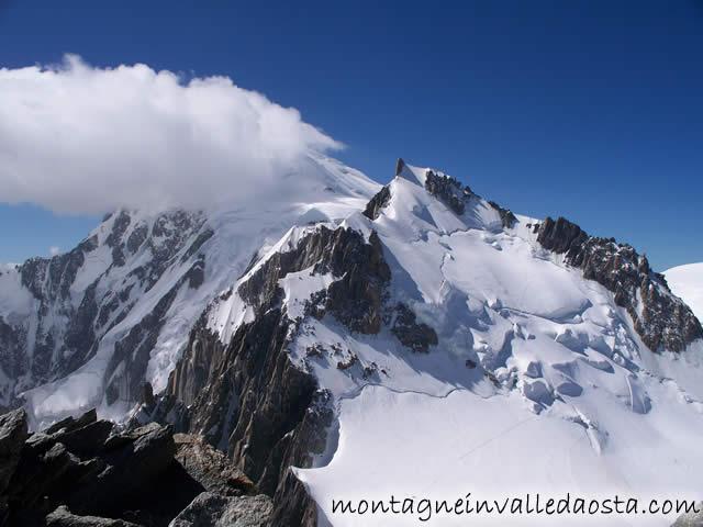 Monte bianco di courmayeur mt for Monte alloro affitti di cabina